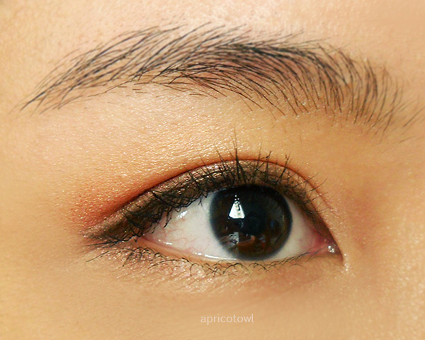eotd fotd fall 2014 makeup trend